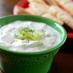 Salsa Tzatziki – Receta vegetariana Griega